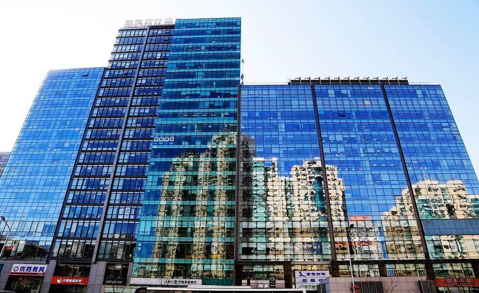 洛克时代中心的写字楼租赁面积有多大