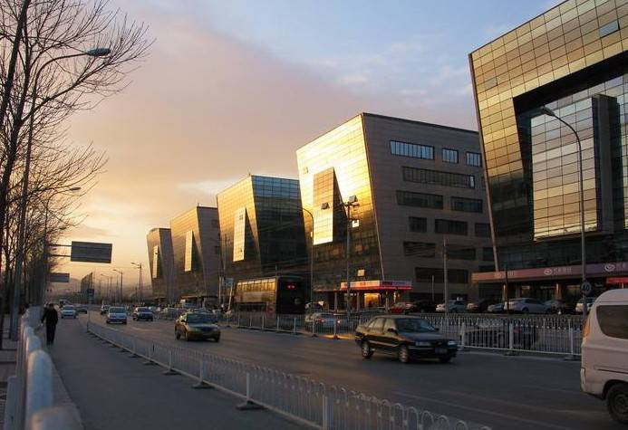北京硅谷亮城写字楼租金多钱?