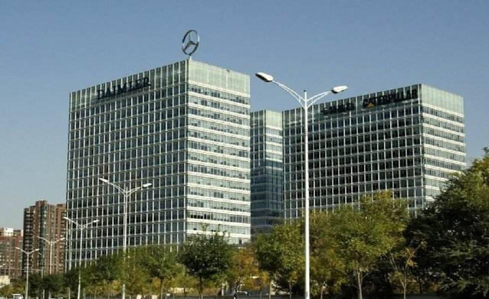北京寫子樓出租網 奔馳大廈入駐企業