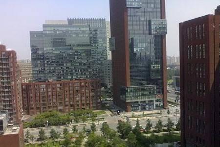藍堡國際中心科技型入駐企業多嗎?